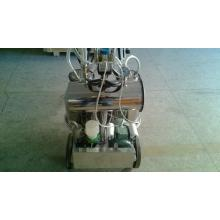 Portable milking machine cholley
