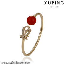 51762 xuping luxury Jewelry,fashion pearl bangle for women