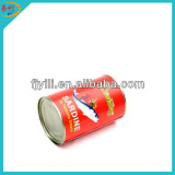 Supply canned sardines from canned fish factory