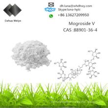 China Supply Natural Sweetener Monk Fruit Extract 35% Mogroside V