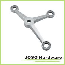Armadura de arame de aço Staniless de 3 braços para vidro SPD2003