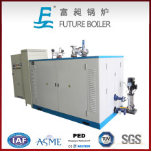Horizontal Electric Heating Steam Generator (500-4000 Kg / h)