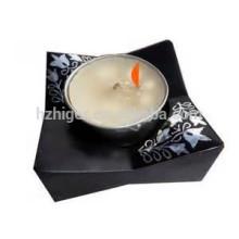 piédestal de bougies