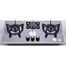 Газовая плита с тремя конфорками (SZ-LW-103)