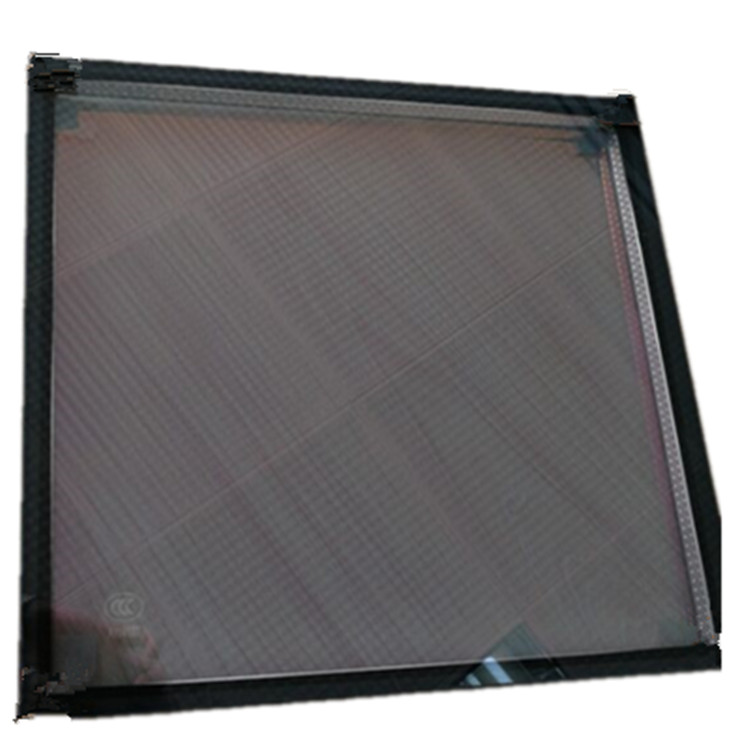 Custom Size Tempered 32mm Argon Insulating Glass