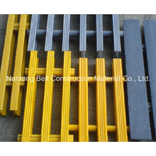 FRP/GRP Pultruded Gratings, Fiberglass T-1210 Grating.