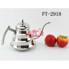 Stainless Steel Craft Teapot (FT-2918)