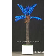 LED ONE POINT FIVE METERS SHOCK RESISTANT COCONUT PALM TREE LIGHT