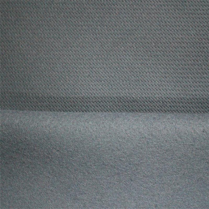Plain Dyed Bird Eye Composite Fabric