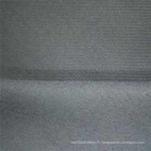 Tissus tricotés en molleton polaire composite teint d'oiseau