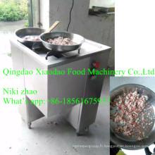 Machine déchiquetée par viande / coupe râpée fraîche / machine de déchiquetage de viande