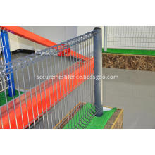 Roll Top  Fence for Playground
