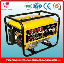 Generador de gasolina y grupo electrógeno para el suministro doméstico con CE (EC4800)