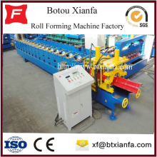 High Quality for China Glazed Tile Ridge Cap Roll Forming Machine Price Galvanized Metal Roof Ridge Cap Roll Forming Machine supply to Bermuda Manufacturers