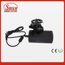 Adaptador de energia de mesa 100-240VAC para 18VDC 2A 36W