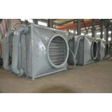 The flue gas heat exchanger