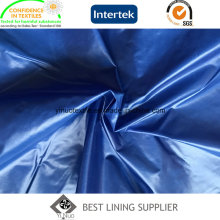 Smooth Soft 100% Nylon 400t Cire Down Proof Fabric for Down Jacket Down Coat