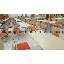 Ensemble de mobilier de cantine scolaire moderne à Guangzhou (FOH-CMY08)