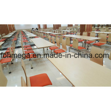 Modern School Canteen Furniture Set in Guangzhou (FOH-CMY08)