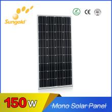 Heißer Verkauf Panneaux Solaires Mono Sonnenkollektor-150W