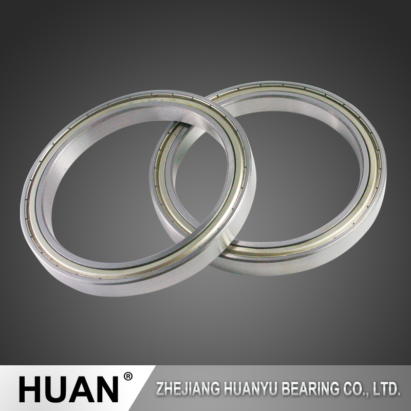 16017 Deep Grooved Ball Bearing