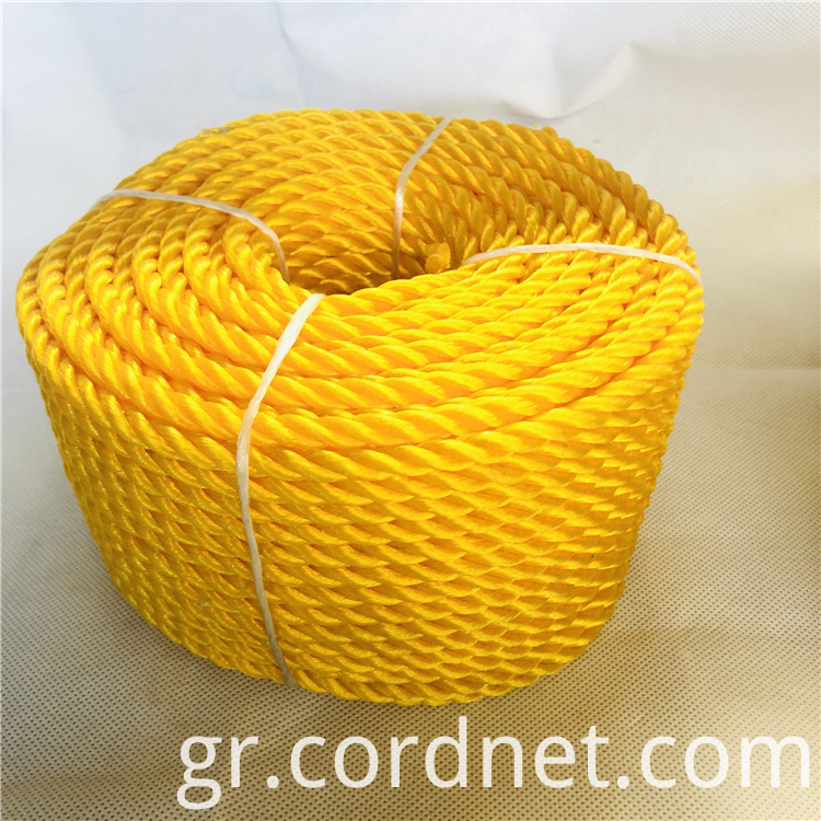 Pe Twisted Rope 6mm