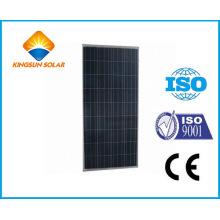 Módulo de energia solar de silício policristalino 135W-155W