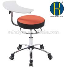 Foshan Nuevas mesas y sillas de la escuela de moda, Fijo escritorio de estudiante único y conjunto de silla, muebles de la escuela