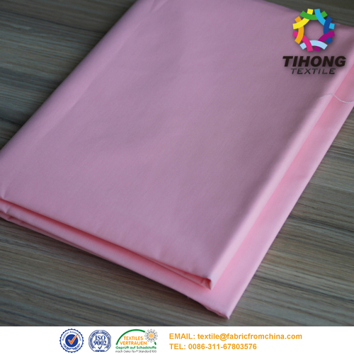 plain dyed cotton fabric