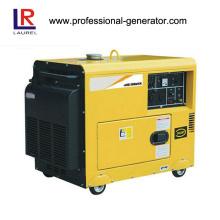 Portable Kleiner Diesel Generator 5000W Super Ruhig