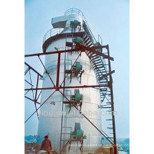 Granulador do secador do pulverizador da pressão do sulfo do cádmio / secador de pulverizador da pressão