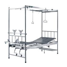 SS-Zwei-Kurbel-Orthpaedik-Bett