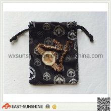 Маленькая сумка из микрофибры для часов (DH-MC0391)