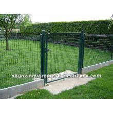 Powder Coated Gates and Fence Design