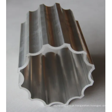 perfis de alumínio para dispositivos memedical