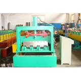 metal floor roll forming machine