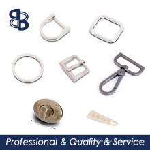 Acessórios do saco do metal da boa qualidade para sacos