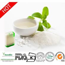 Heißer Verkauf 100% natürliche organische Stevia Leaf Extract für Süßstoff