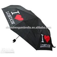 Most Popular Cheap Promotional Foldable Umbrella