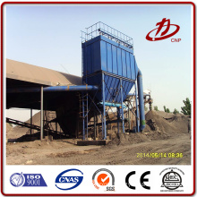 Bag type industrial dust collection filter