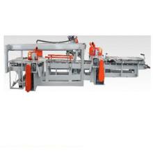 Nouvelle scie à coupe automatique à quatre côtés entièrement automatique