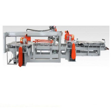 New energy saving full automatic four-side cutting saw