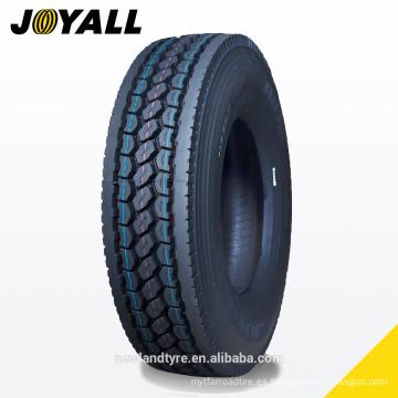 JOYALL China neumático nuevo del camión de la fábrica neumático 295 / 75R22.5 A878 Drive