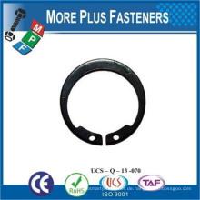 Made in Taiwan Ringe Externer Sicherungsring Interner Sicherungsring Inverted Interner Sicherungsring Ring Clip Retainer E Clip