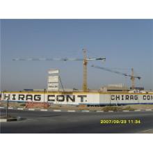 Crane Machine avec Jib Boom par Hstowercrane