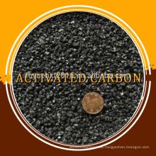 Carbón activado granular químico del tratamiento de aguas para la refinería de petróleo