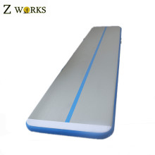 High quality PVC material safe training 5 meters air track gymnastics