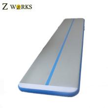 Material de alta qualidade PVC treinamento seguro 5 metros de pista de ginástica ar
