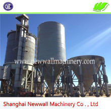 2000t Clinker Storage Silo at Cement Plant