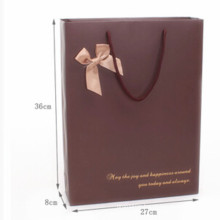 Exquisite Gift Bag-Pure Color Bag-Meduim